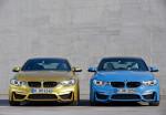 BMW M3 Sedan y M4 Coupe 3