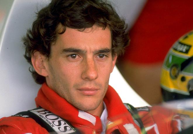 F1 - Ayrton Senna