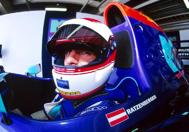 F1 - Roland Ratzenberger
