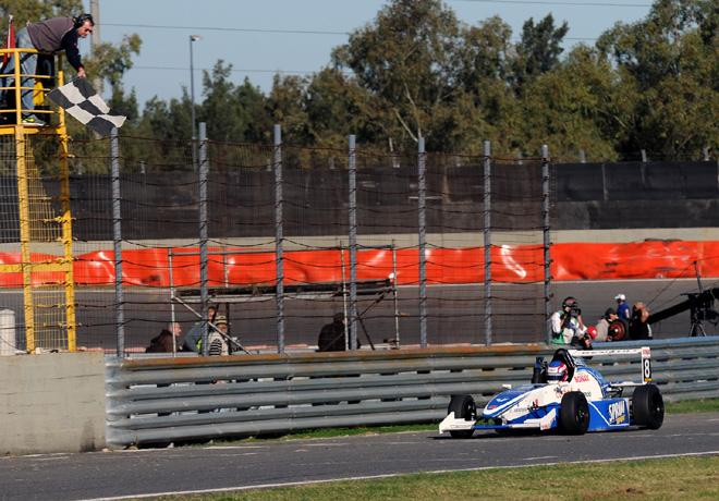 FR20 - Rosario - Carrera 1 - Felipe Schmauk - Tito-Renault