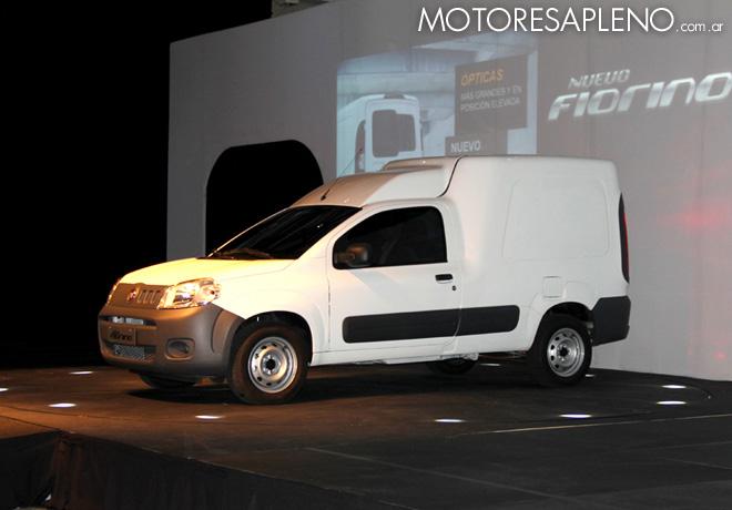 Fiat Fiorino 2014