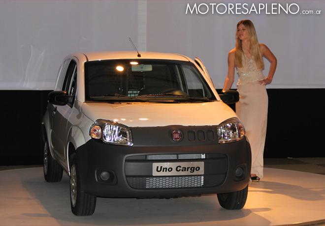 Fiat Uno Cargo 2014