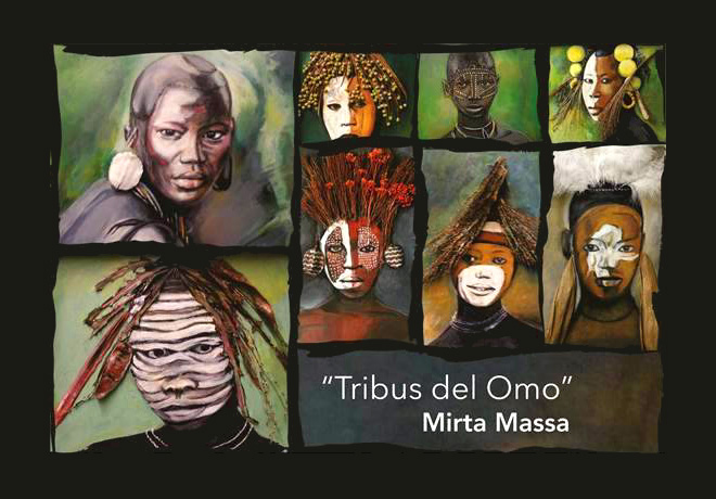 Fiat continua su presencia en Gallery Nights con la muestra -La tribu del Omo- en Sileo Gallery