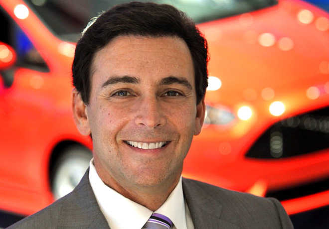 Ford - Mark Fields - Nuevo Presidente y Director Ejecutivo