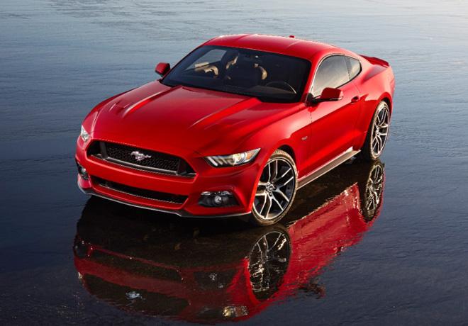 Ford Mustang - Tras 6 generaciones de evolucion el ADN del diseño sigue en todo su esplendor 1