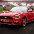 Ford Mustang estara presente en la final de la UEFA Champions League