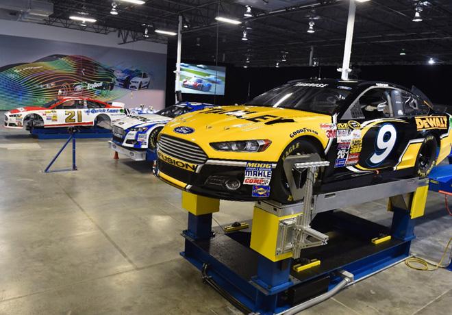 Ford - Nuevo Centro de Sorporte Tecnico de Ford 1