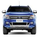 Ford - Ranger - ANSV certifico el equipamiento en seguridad de los vehículos de la marca
