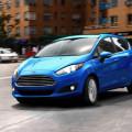 Ford crece en Europa con el Nuevo Fiesta