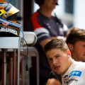 GP2 - Barcelona 2014 - Carrera 1 - Facu Regalia - Hilmer Motorsport