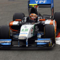 GP2 - Monaco 2014 - Carrera 2 - Facu Regalia - Hilmer Motorsport