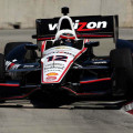 IndyCar - Detroit - Carrera 1 - Will Power