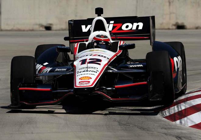 IndyCar - Detroit - Carrera 1 - Will Power