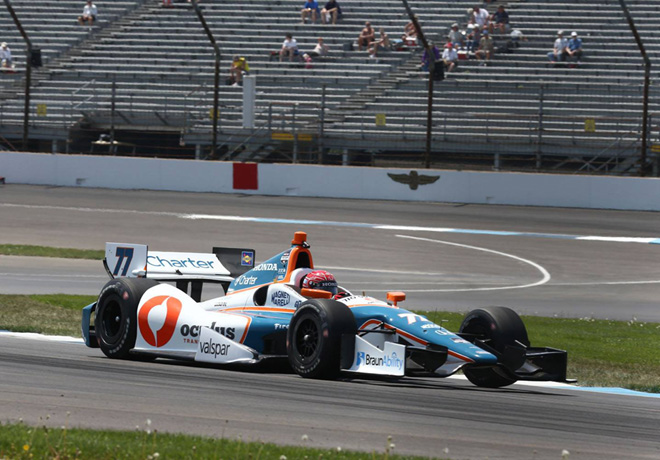 IndyCar - Indianapolis - Simon Pagenaud