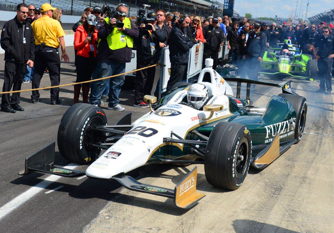 IndyCar Series - 500 Millas de Indianapolis - Ed Carpenter