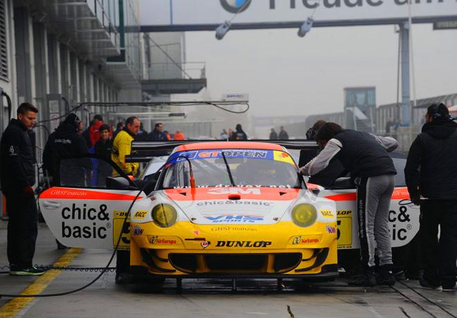 International GT Open - Nurburgring - Carrera 1 - Juan Manuel López - Fernando Monje - Porsche 997 GT3 RSR 2012