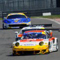 International GT Open - Nurburgring - Carrera 2 - Juan Manuel Lopez - Fernando Monje - Porsche 997 GT3 RSR 2012