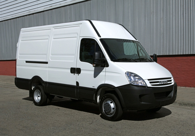 Iveco Daily 12.3 Cubik 1