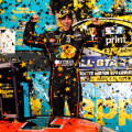 NASCAR - Charlotte - All-Star Race - Jamie McMurray en el Victory Lane