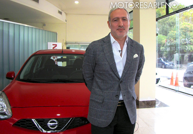 Nissan - Juan Deverill - Director Comercial