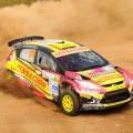 Rally Argentino - Cordoba 2014 - Raul Martinez - Ford Fiesta MR