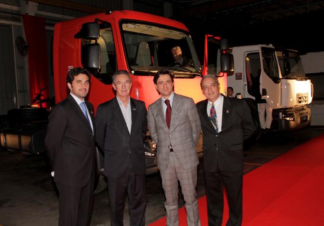 Renautl Trucks - Directivos 1