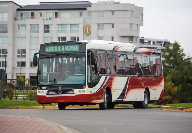 Scania K250 1