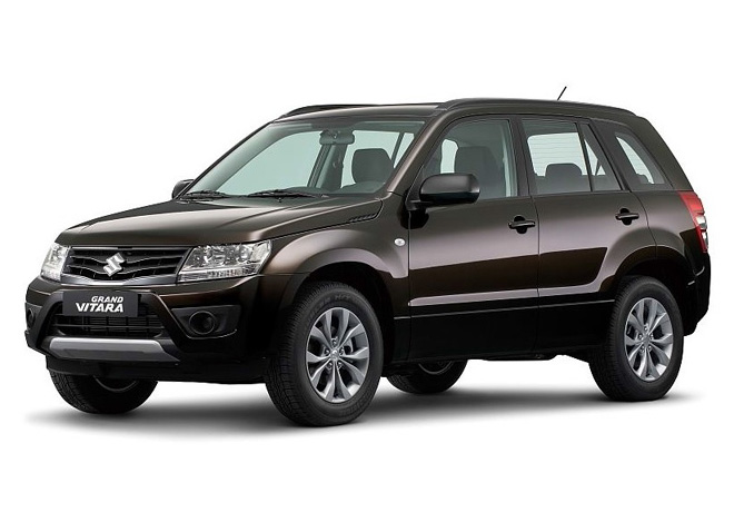 Suzuki New Grand Vitara 4x4