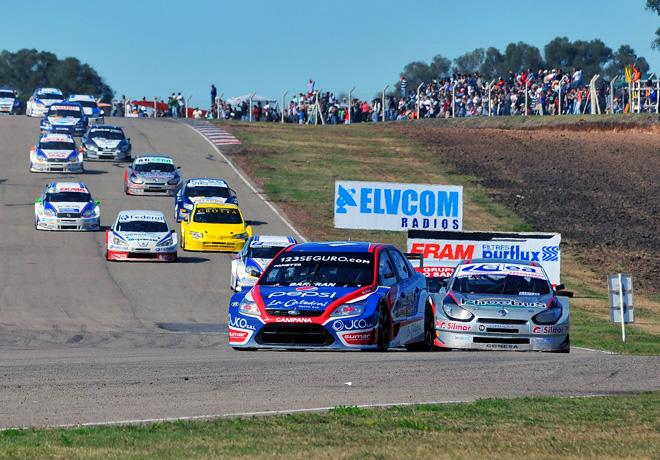 TC2000 - Soriano Uruguay 2014 - Federico Panetta - Ford Focus