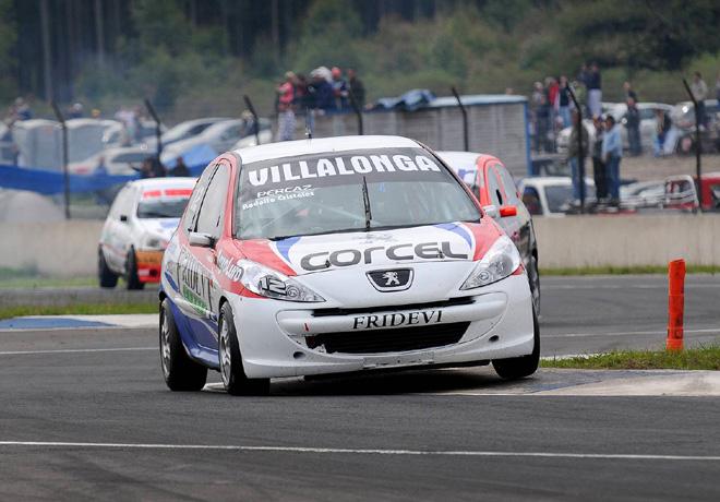 TN - Concordia 2014 - Clase 2 - Adrian Percaz - Peugeot 207