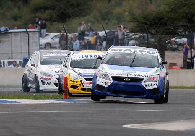 TN - Concordia 2014 - Clase 3 - Pablo Piumetto - Ford Focus