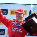 Top Race - Obera 2014 - Gustavo Tadei en el Podio