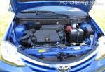 Toyota Etios XLS sedan 4