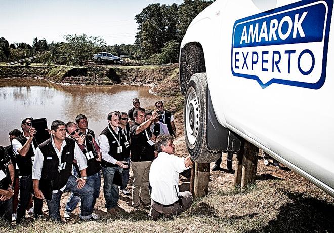 VW - Experto Amarok 2014 1
