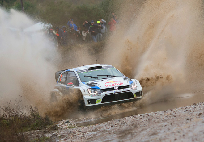 WRC - Argentina 2014 - Final - Jari-Matti Latvala - VW Polo R