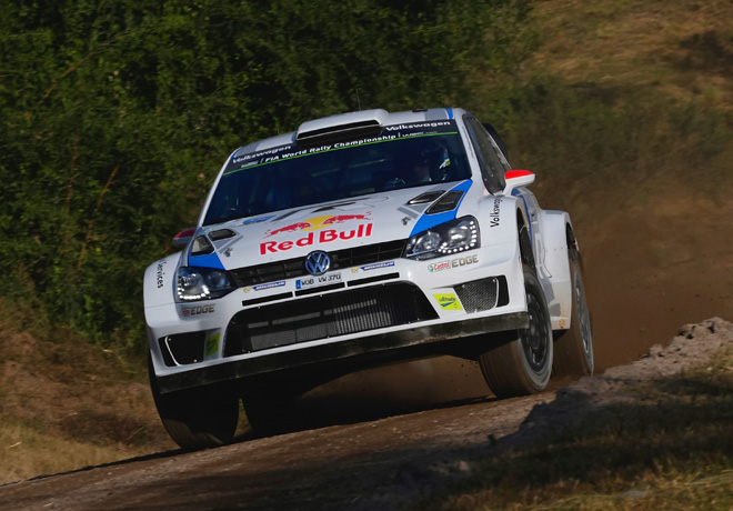 WRC - Argentina 2014 - Jari-Matti Latvala - VW Polo R