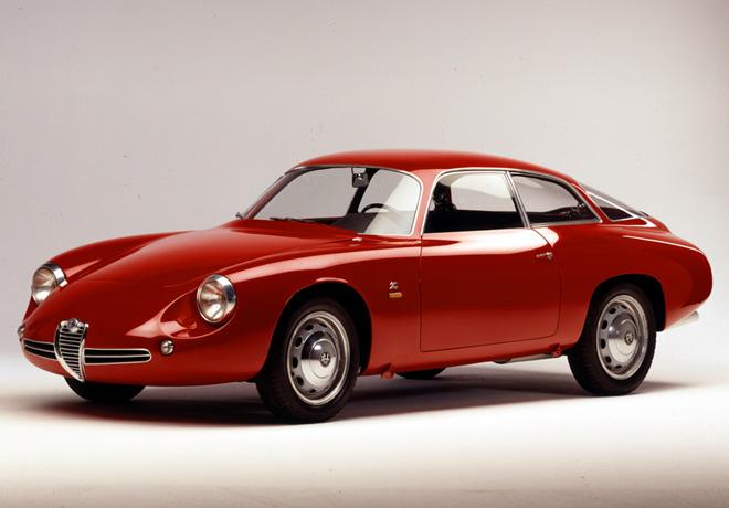 Alfa Romeo Giulietta SZ (1960)