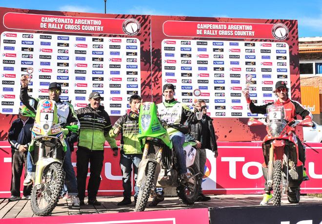 CARCC - La Cumbre - Esteban Lopez Jove - German Fernandez - Pablo Rodriguez