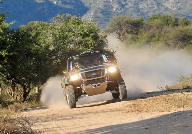 CARCC - La Cumbre - Gerardo Del Zotto - Ford Ranger
