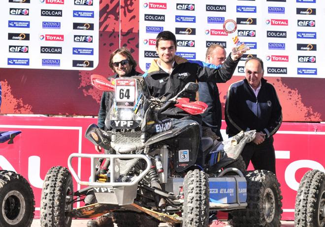 CARCC - La Cumbre - Lucas Bonetto - Honda TRX)