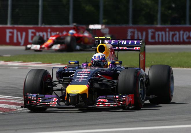 F1 - Canada 2014 - Daniel Ricciardo - Red Bull