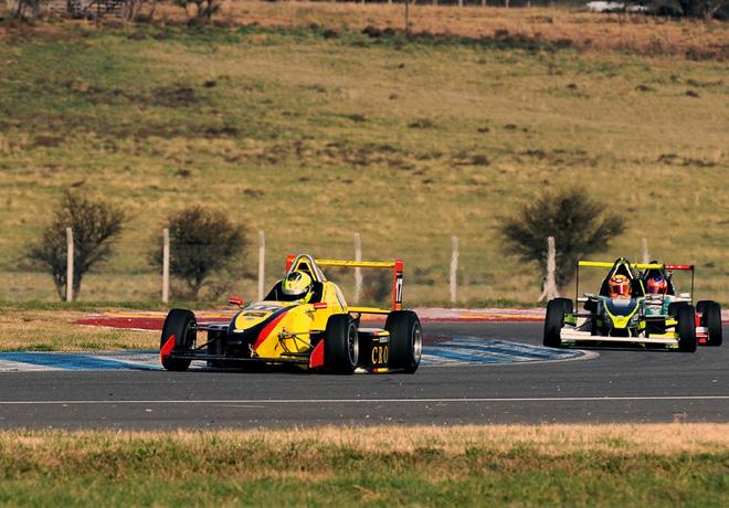 FR20 - Toay - La Pampa - Carrera 1 - Javier Merlo - Tito-Renault