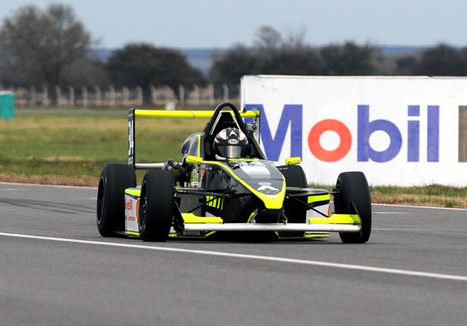 FR20 - Toay - La Pampa - Carrera 2 - Federico Cavagnero - Tito-Renault