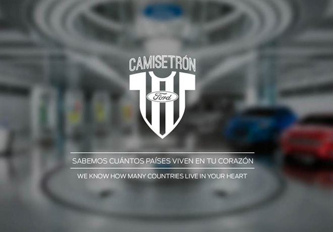 Ford - Camisetron 1