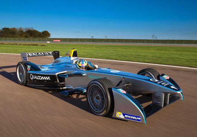 Formula-E Championship 1