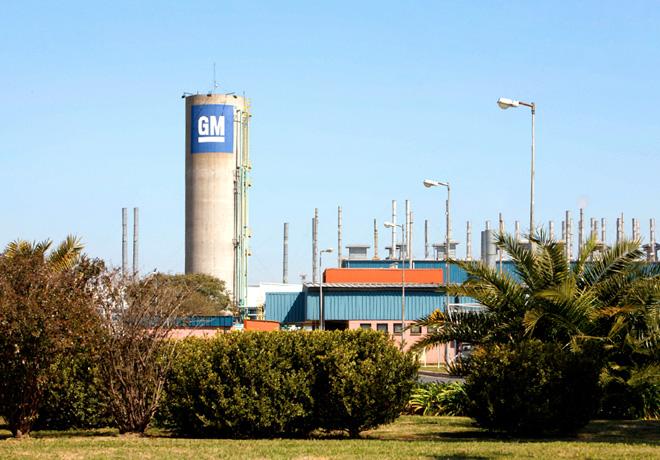GM - Complejo Industrial Rosario 1