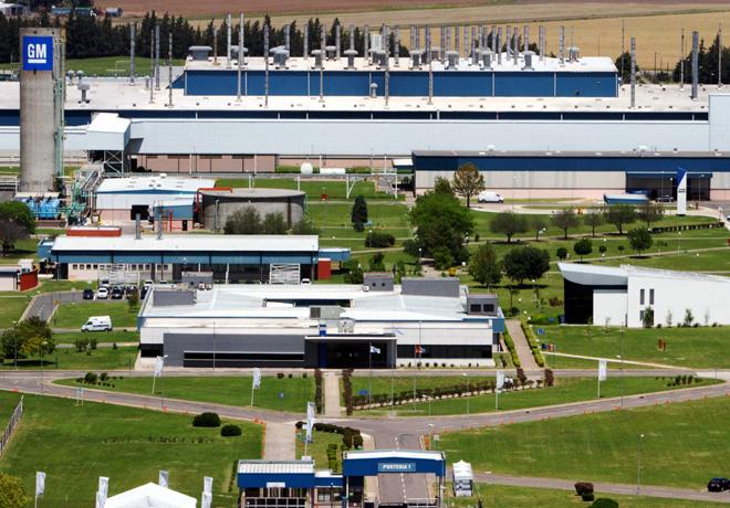 GM - Complejo Industrial Rosario 2