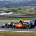 GP2 - Austria 2014 - Carrera 2 - Facu Regalia - Hilmer Motorsport