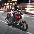 Honda CB 150 Invicta 1
