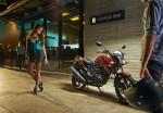 Honda CB 150 Invicta 4